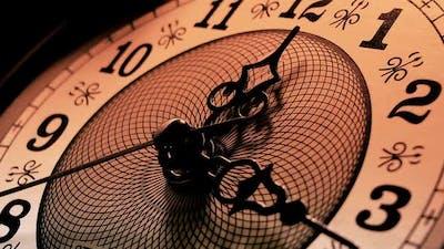 Antique clock- Clock