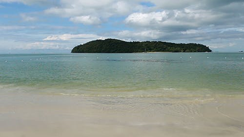 Beach and Island 1