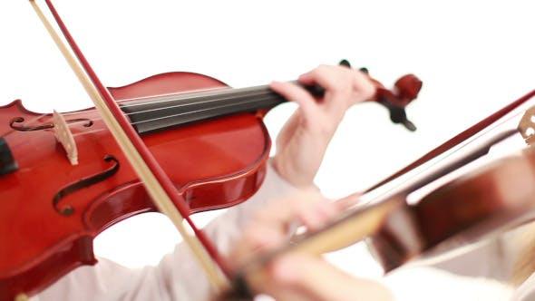 Thumbnail for Play the Violin
