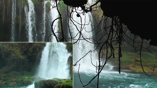 Cover Image for Waterfall 3