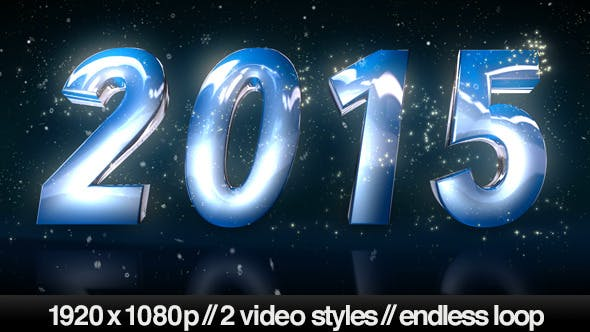 Thumbnail for Happy New Year 2015
