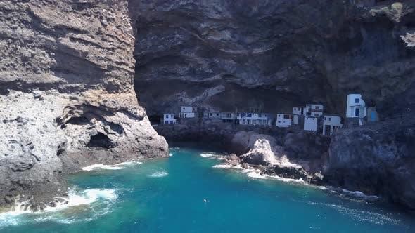 Thumbnail for Pirate Cave Poris De Candelaria, a Hidden Tourist Attraction Near Tijarafe