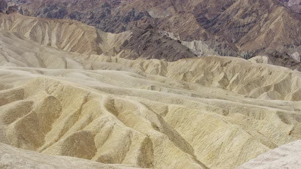 Thumbnail for Erosional landscape in Death Valley