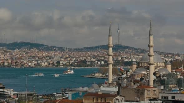 Thumbnail for Istanbul Bosporus View