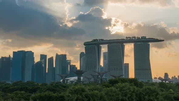 Cover Image for Marina Bay Singapore