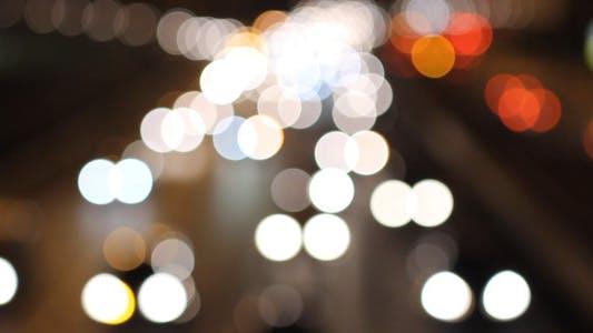 Thumbnail for Night Traffic Time Lapse 01