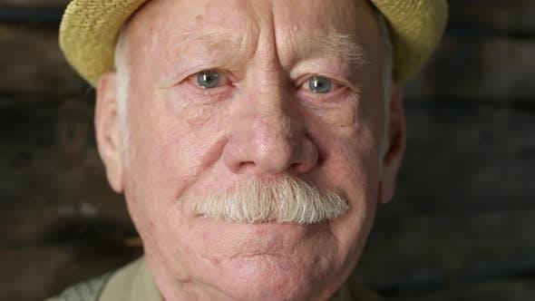 Thumbnail for Portrait of Senior Man Smiling