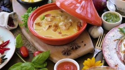 Oriental Food  Indian Takeaway Food