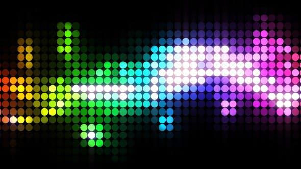 Dance Music Lights