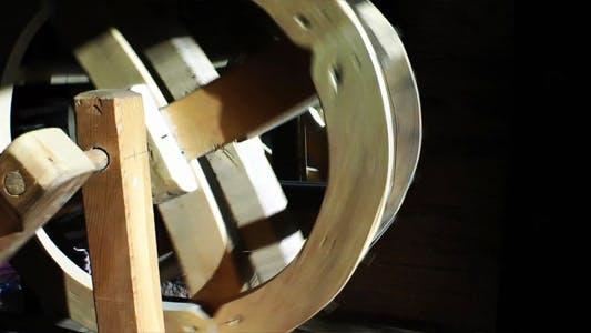 Thumbnail for Spun Silk Machine 3