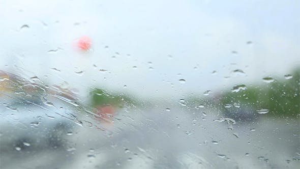 Thumbnail for Driving in the Rain