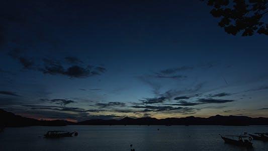 Thumbnail for Dawn at Langkawi Island Time Lapse 01