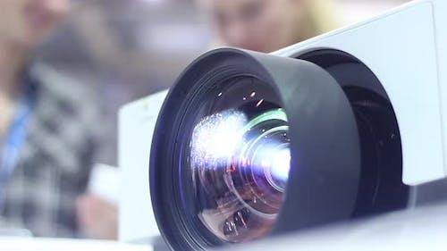 Projector Displays