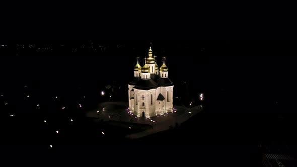 Thumbnail for Church at Night