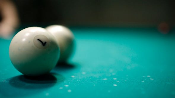 Thumbnail for Playing Billiards