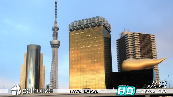 Thumbnail for SkyTree Building, Tokyo Japan