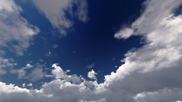 Clear Sky Become Cloudy