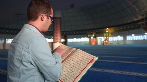 Muslim Praying Mosque