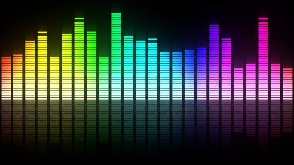 Thumbnail for Colorful Audio Equalizer
