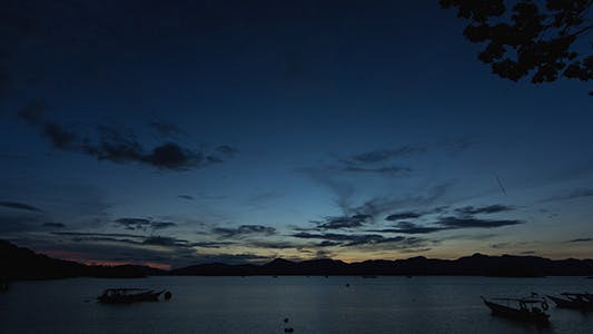Thumbnail for Dawn at Langkawi Time Lapse 01