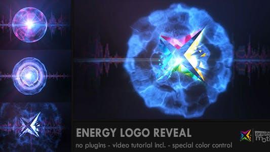 Thumbnail for Energy Logo Reveal