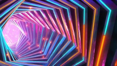 Trippy Tunnel vj loop