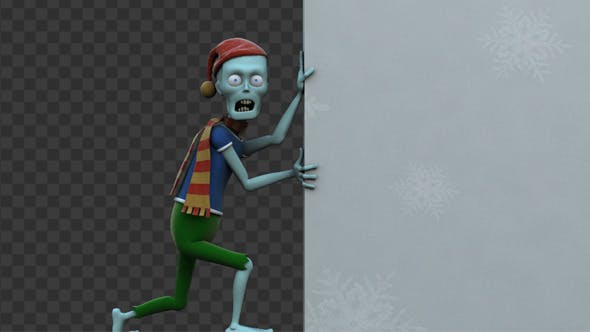 Thumbnail for Zombie Opening Winter Version
