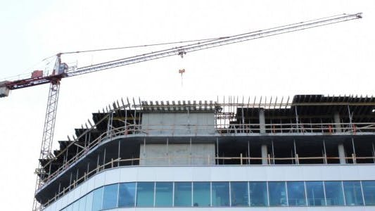 Cover Image for Construction Crane - 01