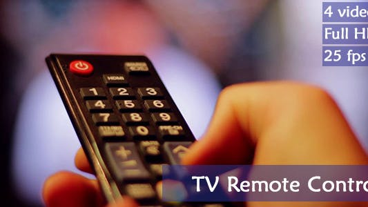 Thumbnail for TV Remote Control