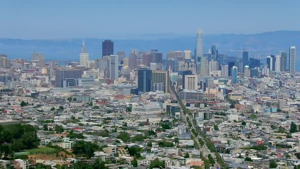 Thumbnail for Beautiful Cityscape on Pacific Heights.