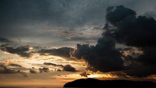 Thumbnail for Sunset at Langkawi Island