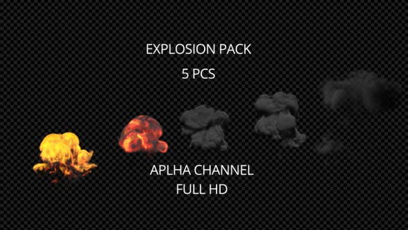 Thumbnail for Explosion Pack