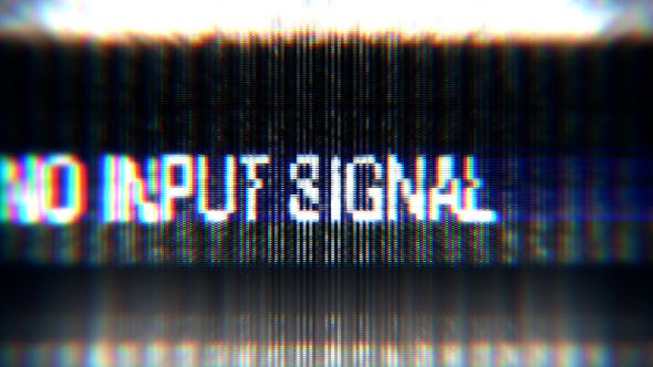 Cover Image for No Input Signal