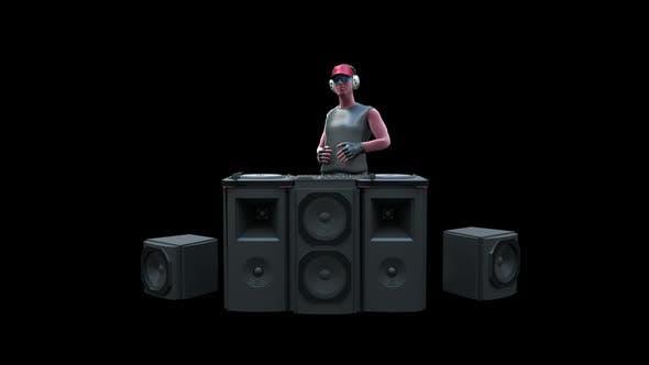 DJ VJ Loop