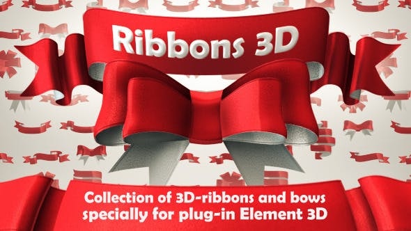 Thumbnail for Ribbons 3D