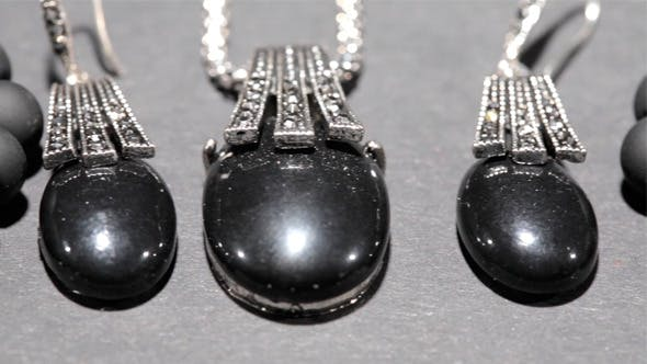 Thumbnail for Black Jewelry