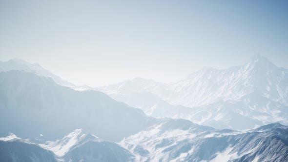 Alpine Alps Mountain Landscape, Top of Europe Switzerland