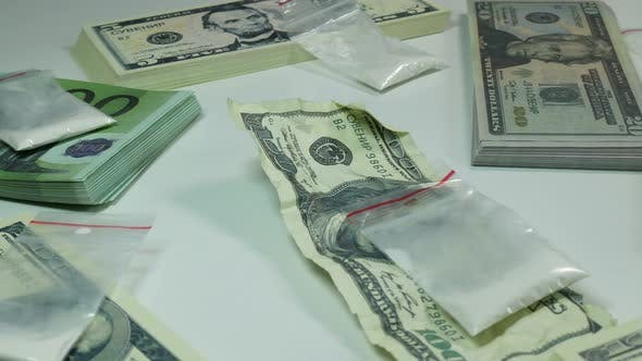 Thumbnail for Cocaine And Illegal Profits On The Table