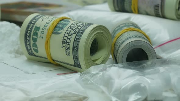 Thumbnail for Illegal Financial Profit of the Drug Cartel from the Sale of Drugs