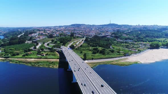 Thumbnail for Traffic on Bridge