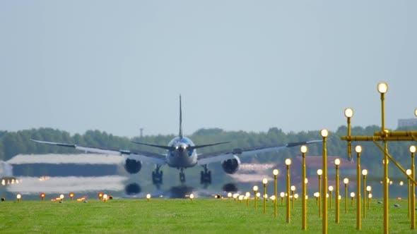 Thumbnail for Widevody Airplane Landing