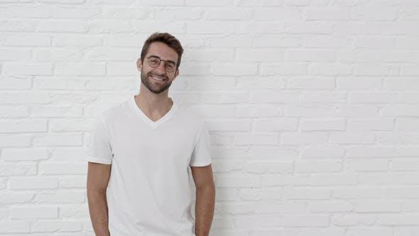 Thumbnail for Happy Guy In Glasses