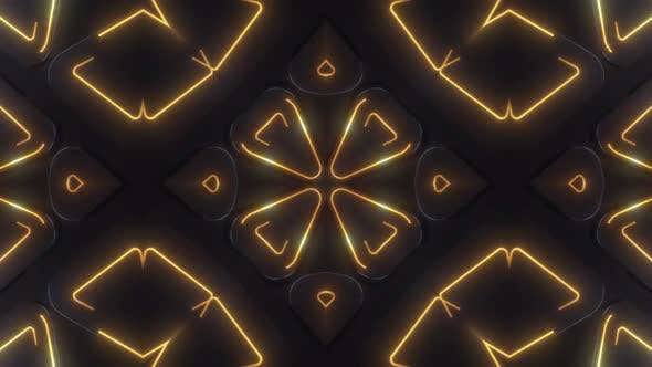 4k Kaleidoscopic Vj Pack