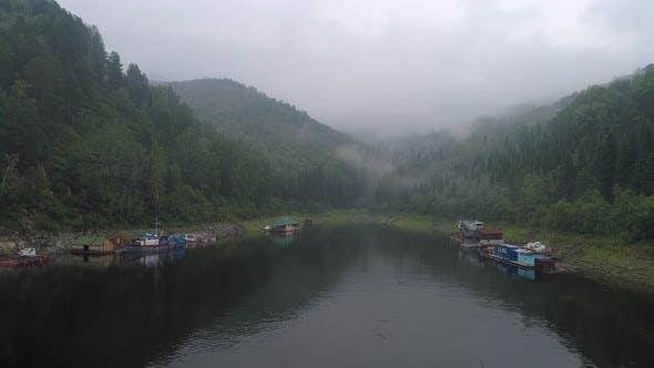 Thumbnail for River Bay In Fog