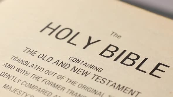 Thumbnail for Old Holy Bible