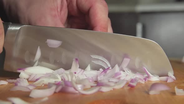 Thumbnail for Cook Cuts An Onion Nulb