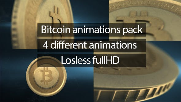 Thumbnail for Bitcoin Animations Pack