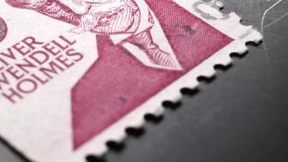 Thumbnail for Postal Stamp