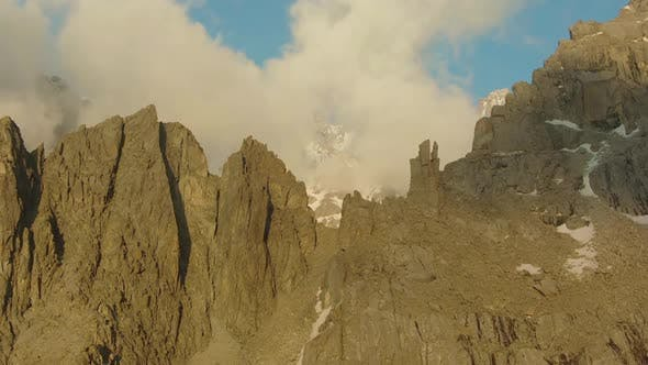 Thumbnail for Tian Shan Mountains and Rocks