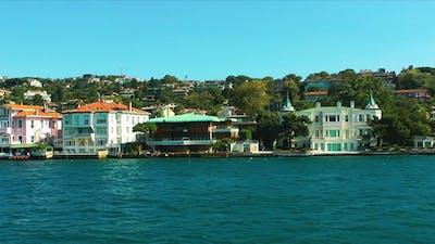 Seaside in Istanbul